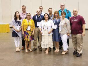Diocesan delegates find joy, inspiration at Convocation of Catholic Leaders