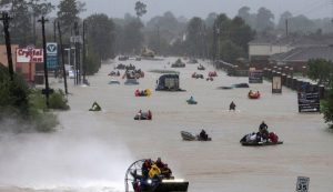 DIOCESE TO ASSIST WITH HARVEY RECOVERY