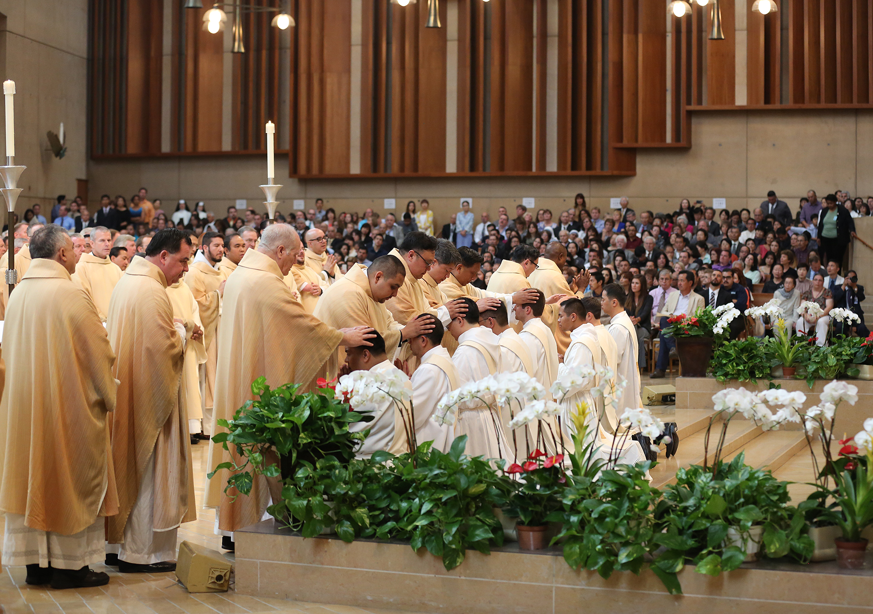 Priesthood Ordinations