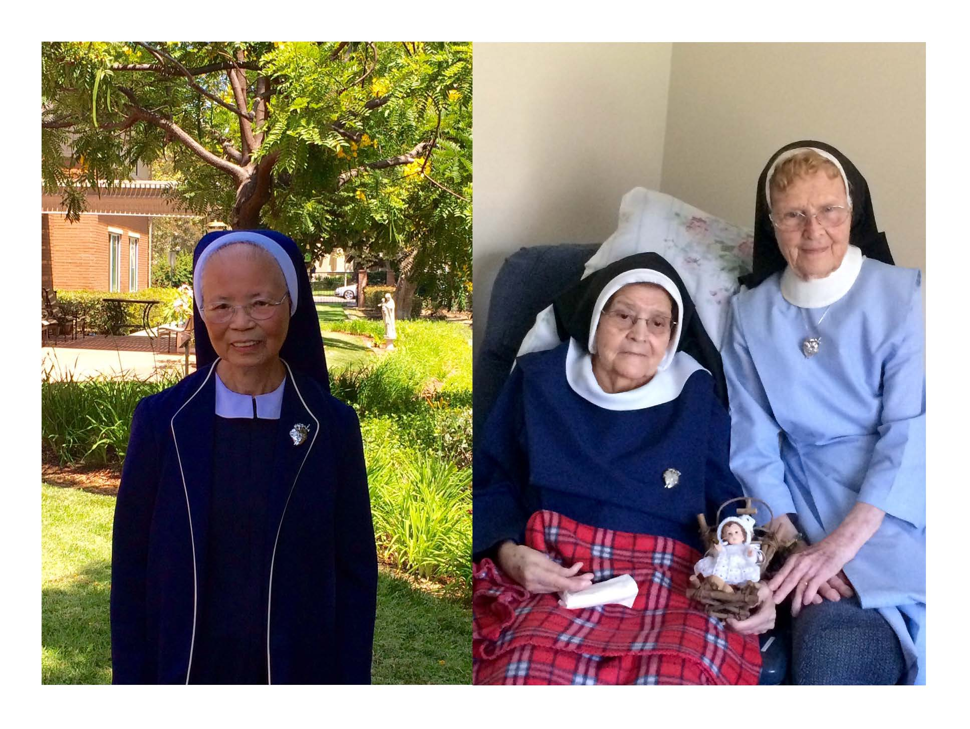 The majority of the Sisters of the Immaculate Heart of Mary did not support the transaction with Dana Hollister for the Waverly property. (Photo credit: Archdiocese of Los Angeles)
