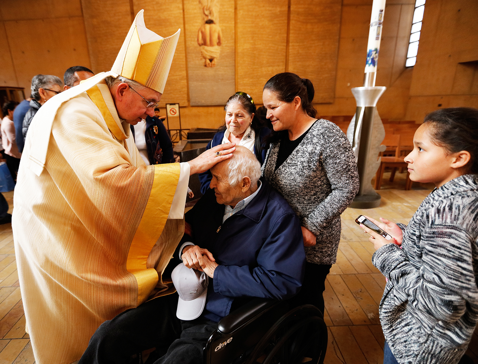 ANOINTING FOR THE SICK MASS 13 124