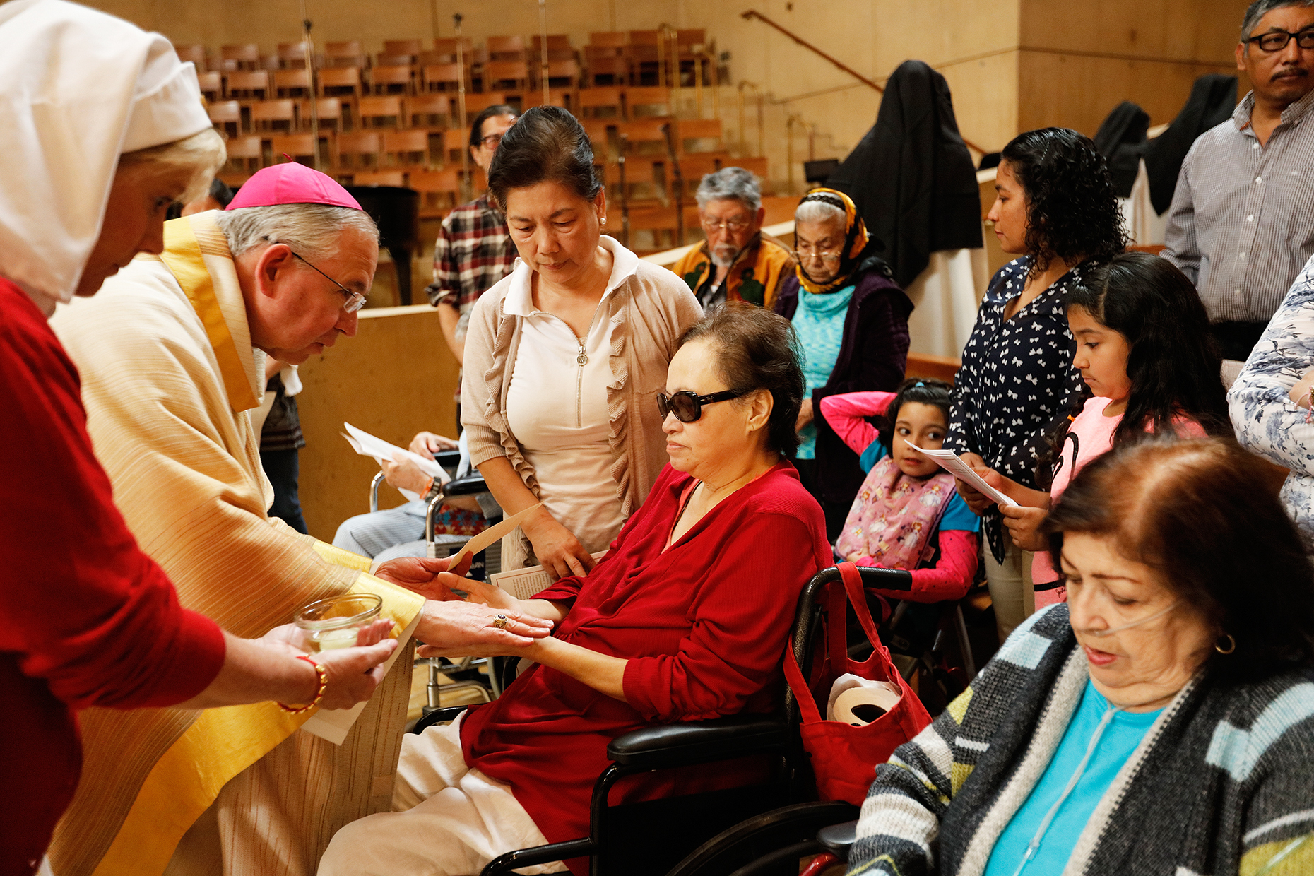 ANOINTING FOR THE SICK MASS 4 124
