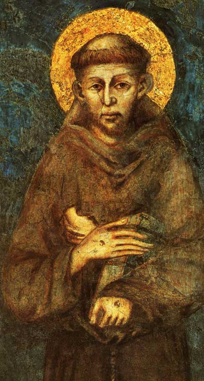saint-francis-of-assisi-detail