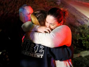 Archbishop Gomez: 'Pray hard' for all affected by California shooting