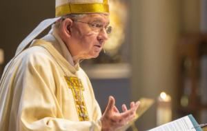 Arzobispo de Los Ángeles recuerda en conferencia que la sociedad sin Dios pierde sentido de su humanidad